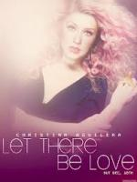 let there be love-christina aguilera